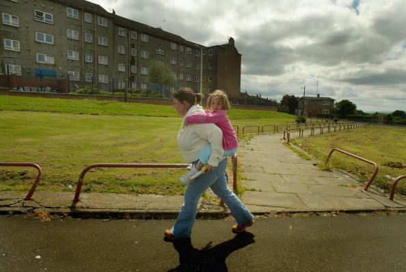 Poverty「Barlanark Surveyed As Scotland's Most Deprived Area」:写真・画像(15)[壁紙.com]