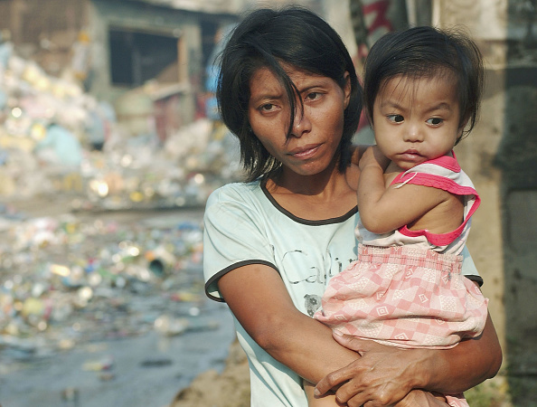 Toddler「Poverty A Central Election Issue in the Philippines」:写真・画像(15)[壁紙.com]