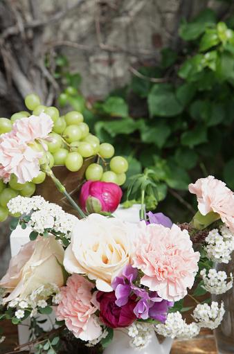 Bouquet「Flowers」:スマホ壁紙(19)