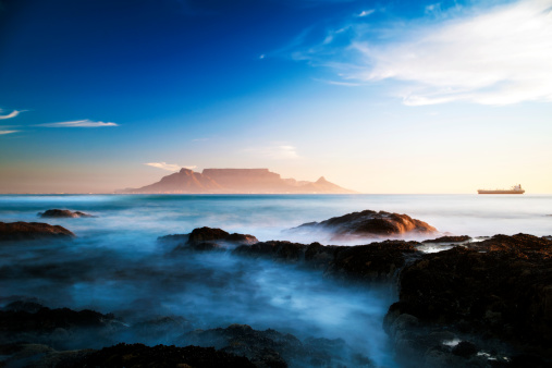 South Africa「View of table Mountain」:スマホ壁紙(17)