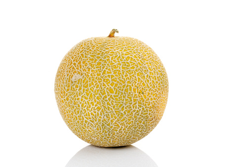 メロン「'Melon, close-up'」:スマホ壁紙(5)