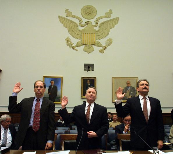 Lobby「House Hearing on President Clinton's Pardon of Marc Rich」:写真・画像(8)[壁紙.com]