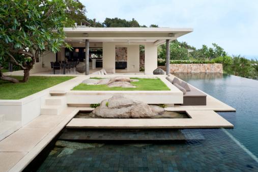 Island「Villa In The Tropics」:スマホ壁紙(4)