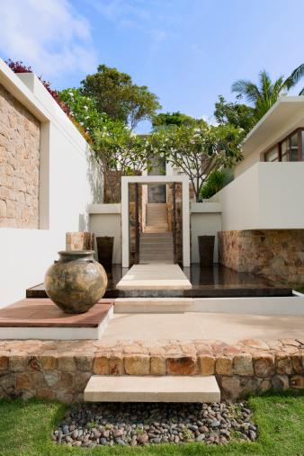 Chalet「Villa In The Tropics」:スマホ壁紙(5)
