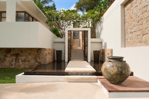 Chalet「Villa In The Tropics」:スマホ壁紙(2)