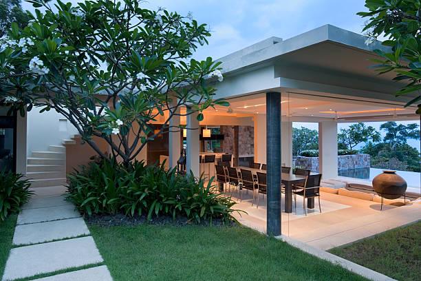 Villa In The Tropics:スマホ壁紙(壁紙.com)