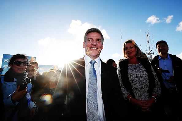 写真「Bill English Campaigns On Last Day Before General Election」:写真・画像(9)[壁紙.com]