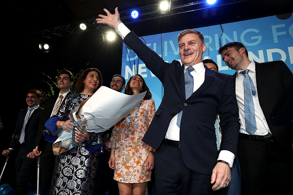 Wave「Bill English Awaits Election Results As Counting Continues」:写真・画像(4)[壁紙.com]