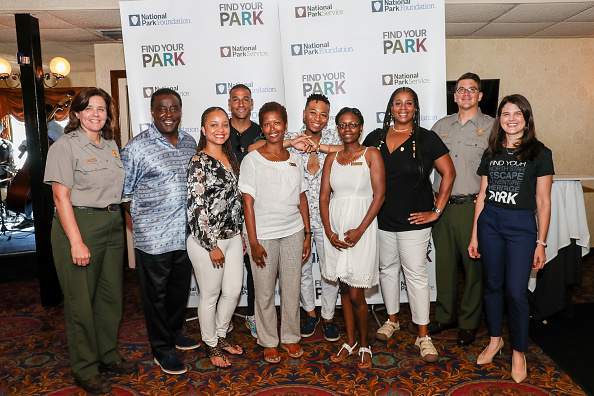 Afro「National Park Foundation's #FindYourPark/#EncuentraTuParque Experience In New Orleans, LA」:写真・画像(17)[壁紙.com]