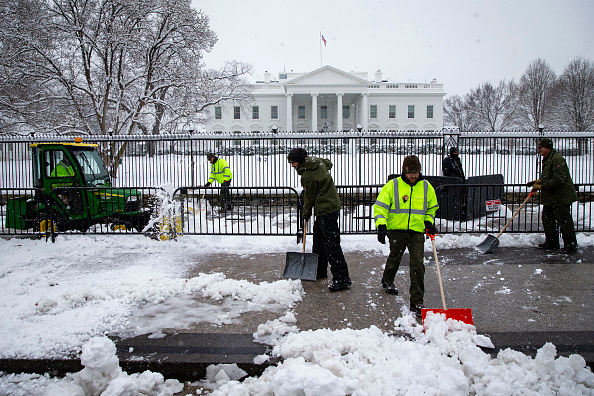 Snow「Heavy Snow Blankets Washington DC」:写真・画像(10)[壁紙.com]