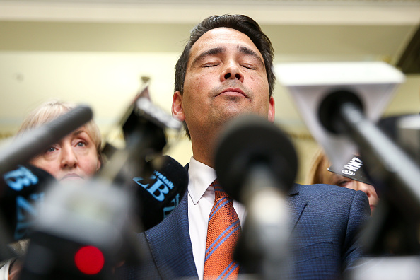 Political Party「National Party Holds Caucus Meeting Following Expenses Leak」:写真・画像(9)[壁紙.com]