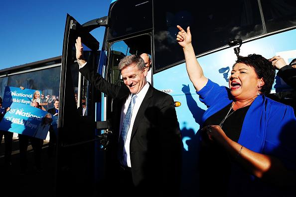 写真「Bill English Campaigns On Last Day Before General Election」:写真・画像(8)[壁紙.com]