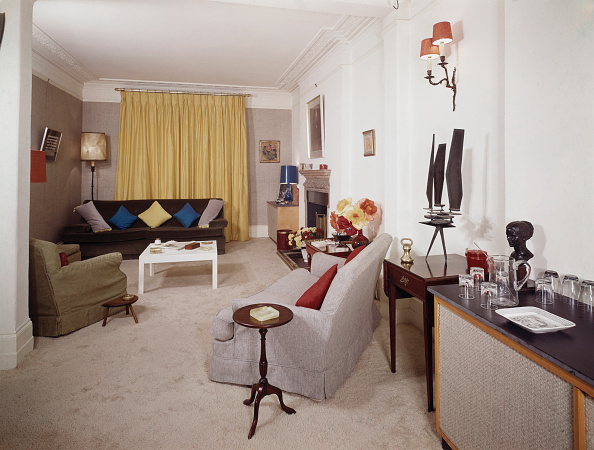 Home Interior「1950s Sitting Room」:写真・画像(5)[壁紙.com]