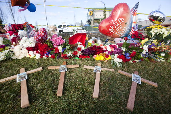 Grass「Seattle-Area Community Grieves After 4 Police Officers Are Slain」:写真・画像(17)[壁紙.com]