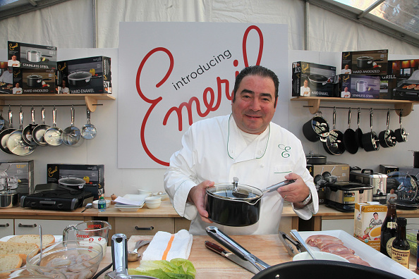 Kitchen「Emeril Lagasse Launches New High-Performance Kitchen Collection At JCPENNEY」:写真・画像(14)[壁紙.com]