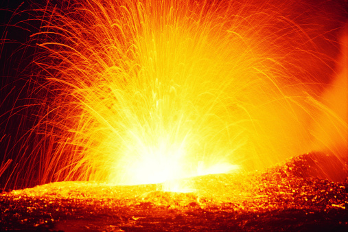 Erupting「Eruption」:スマホ壁紙(16)