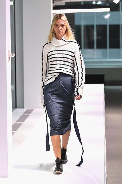 Sasha「Sies Marjan - Runway - September 2018 - New York Fashion Week」:写真・画像(9)[壁紙.com]