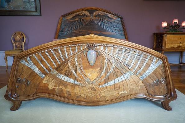 Close-up「Aube Et Crepuscule Bed」:写真・画像(18)[壁紙.com]