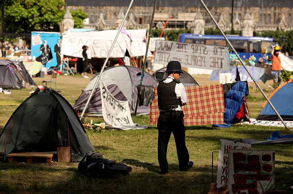 Recreational Pursuit「Parliament Square Protesters Lose Right To Occupy The Lawn」:写真・画像(7)[壁紙.com]