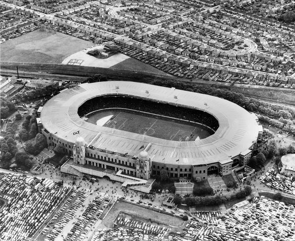 Sports Venue「Wembley Stadium」:写真・画像(9)[壁紙.com]