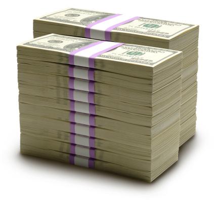 American One Hundred Dollar Bill「Big Bucks」:スマホ壁紙(0)