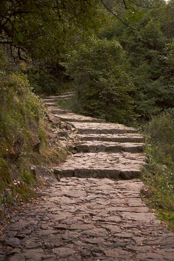 Khumbu「Trekking path in Nepal」:スマホ壁紙(11)
