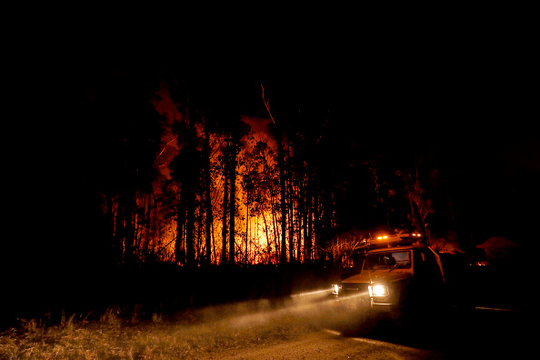 East「Evacuations Begin Following East Gippsland Bushfires」:写真・画像(6)[壁紙.com]