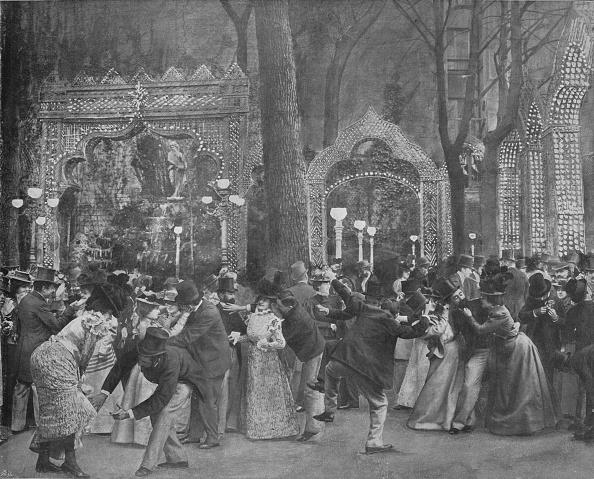 Ballroom「Le Jardin Du Bal Bullier」:写真・画像(0)[壁紙.com]