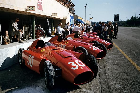 Formula One Racing「Grand Prix of Italy」:写真・画像(19)[壁紙.com]
