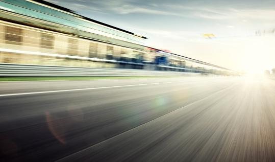 Motor Racing Track「Grand Prix track」:スマホ壁紙(7)
