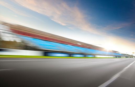 Motor Racing Track「Grand Prix track」:スマホ壁紙(19)