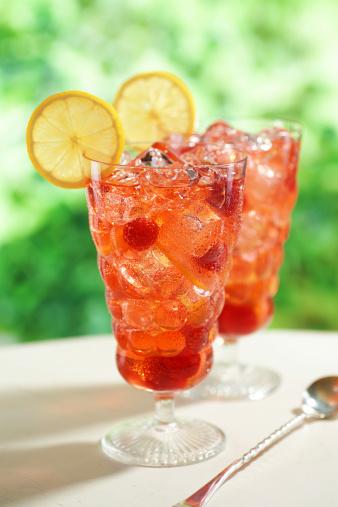Ice Tea「Raspberry Lemon Fruit Tea」:スマホ壁紙(4)