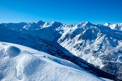 北チロル「Austria, Tyrol, Ziller Valley, Marchkopf, Pfaffenbichl, Kleiner Gilfert and Rastkogel」:スマホ壁紙(18)