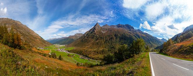 Galtur「Austria, Tyrol, Paznaun Valley, Galtuer, Silvretta」:スマホ壁紙(18)