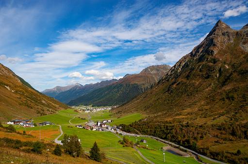 Galtur「Austria, Tyrol, Paznaun Valley, Galtuer, Silvretta」:スマホ壁紙(11)