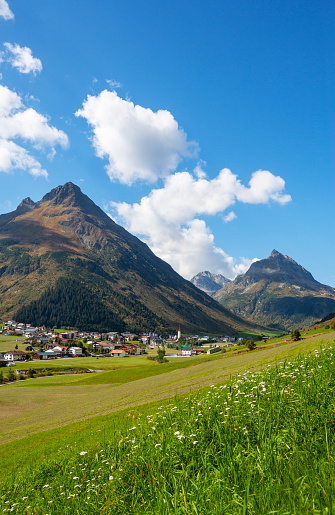 Galtur「Austria, Tyrol, Paznaun Valley, Galtuer, Silvretta」:スマホ壁紙(10)