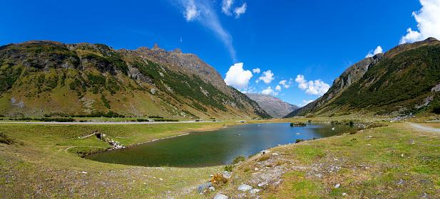 Galtur「Austria, Tyrol, Paznaun Valley, Galtuer, Trisanna river」:スマホ壁紙(17)