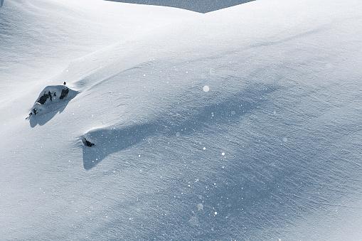 Ischgl「Austria, Tyrol, Ischgl, snowfall in the mountains」:スマホ壁紙(13)