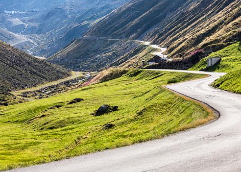 Solden「Austria, Tyrol, Soelden, Oeztal Glacier Road」:スマホ壁紙(19)