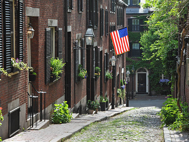 Boston hill:スマホ壁紙(壁紙.com)