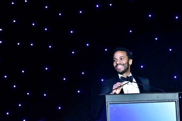 André Holland「Jackie Robinson Foundation 2019 Annual Awards Dinner」:写真・画像(14)[壁紙.com]