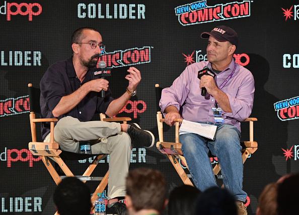 Dia Dipasupil「2017 New York Comic Con - Day 1」:写真・画像(6)[壁紙.com]