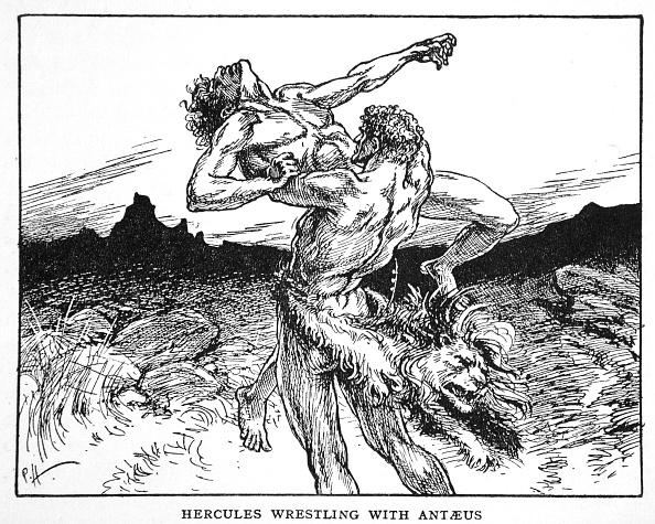 Classical Greek「Hercules Wrestling With Antaeus' 1925」:写真・画像(19)[壁紙.com]