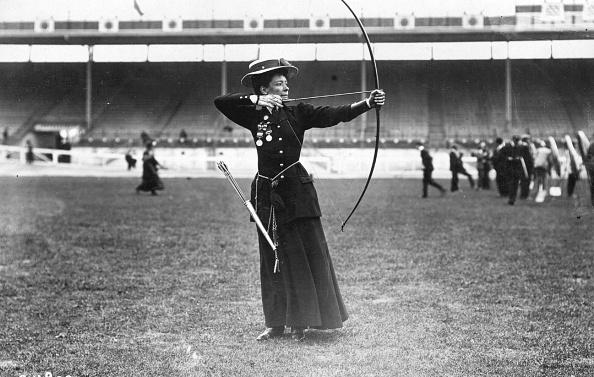オリンピック「Archery Medallist」:写真・画像(1)[壁紙.com]