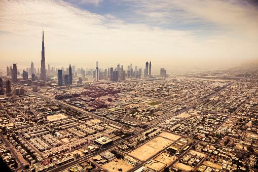 LypseUAE2015「Dubai downtown skyscrapers and office buildings」:スマホ壁紙(8)