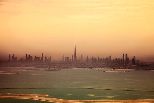 LypseUAE2015「Dubai downtown skyscrapers and office buildings」:スマホ壁紙(9)