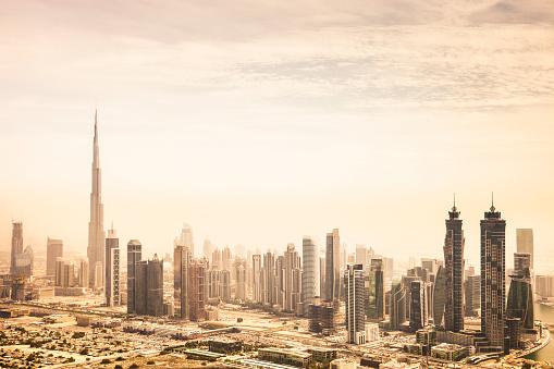 LypseUAE2015「Dubai downtown skyscrapers and office buildings」:スマホ壁紙(16)