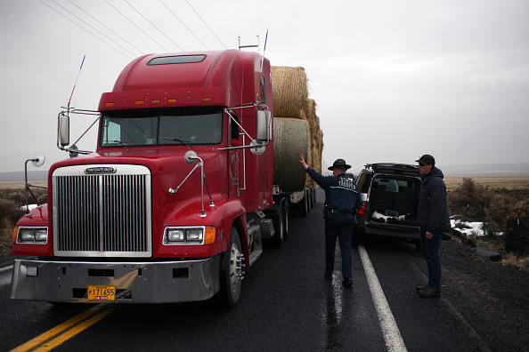 Oregon - US State「Anti-Government Protesters Continue To Occupy National Wildlife Refuge After Leaders Arrested, And One Dead」:写真・画像(16)[壁紙.com]