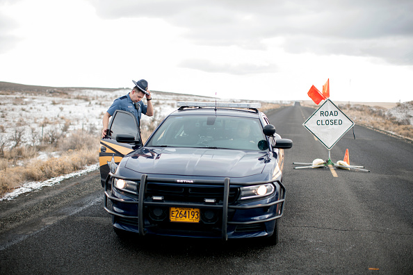 Oregon - US State「Anti-Government Protesters Continue To Occupy National Wildlife Refuge After Leaders Arrested, And One Dead」:写真・画像(14)[壁紙.com]