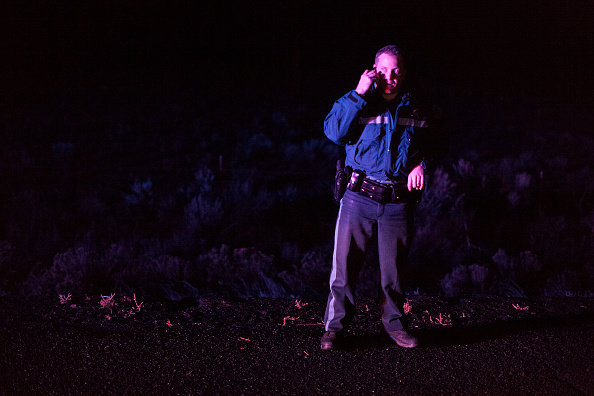 Oregon - US State「Anti-Government Protesters Continue To Occupy National Wildlife Refuge After Leaders Arrested, And One Dead」:写真・画像(15)[壁紙.com]